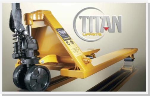 Titan Series Pallet Jack