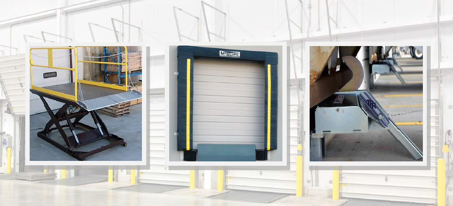 Ghmaterialhandling loading dock equipment loading dock equipment publicscrutiny Choice Image